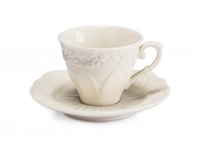 Crema Espresso šálek s podšálkem, Lamart