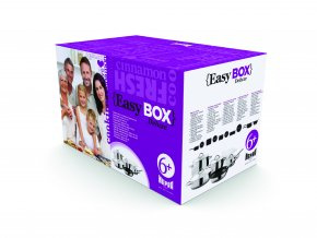 Easy Box Deluxe, sada pro 6 osob, Mepra
