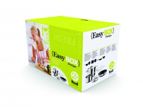 Easy Box Design, sada pro 2 osoby, Mepra