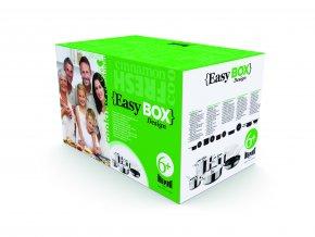 Easy Box Design, sada pro 6 osob, Mepra