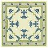 Trianon modrý ubrousek 52x52 cm, Beauvillé