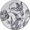 1808B4A450 Assiette plate extra Tulipes