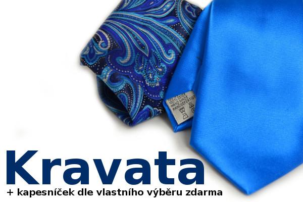 kravata+kapesnicek