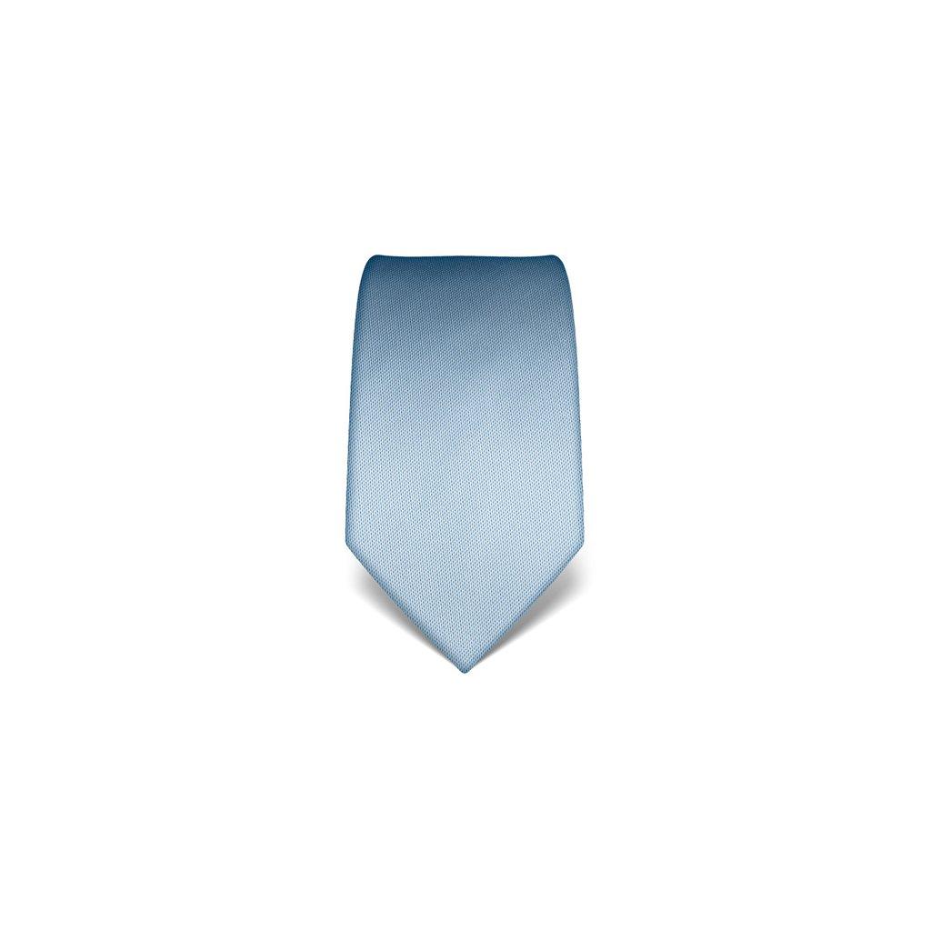 Luxusní kravata Vincenzo Boretti 21936 - jemně modrá