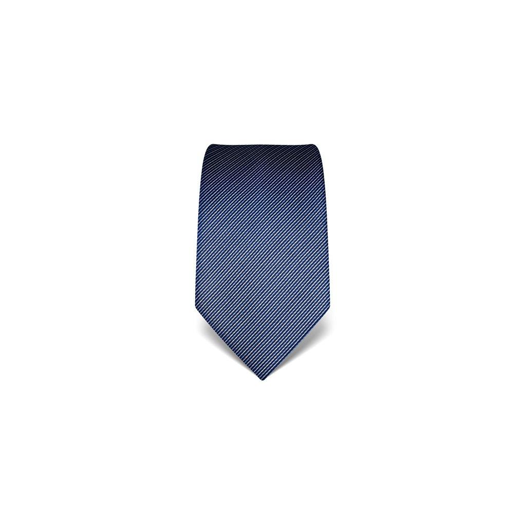 Manažerská kravata Vincenzo Boretti 21932 - modrá
