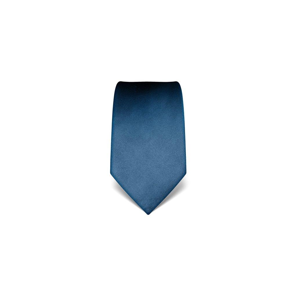 Vincenzo Boretti 1978 modrá luxusní kravata