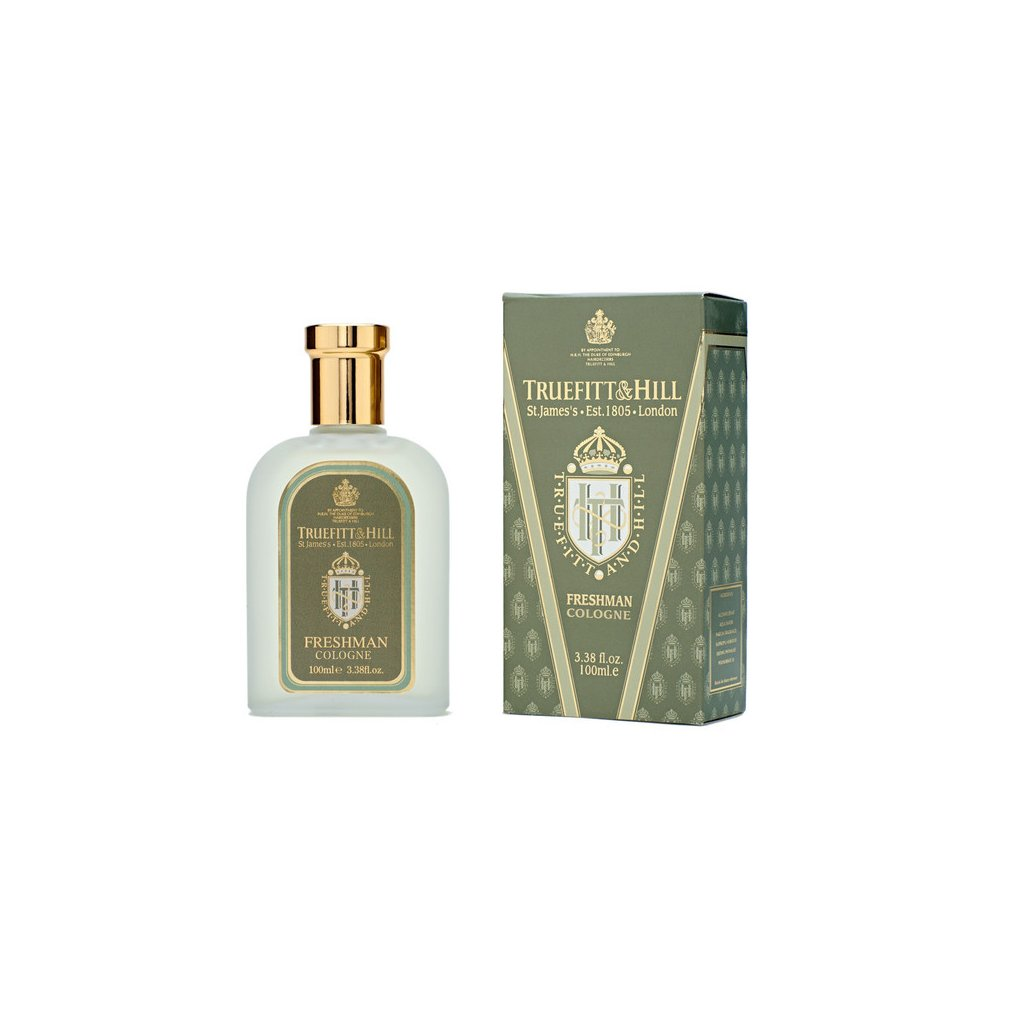 Freshman Cologne 100ml, Truefitt & Hill