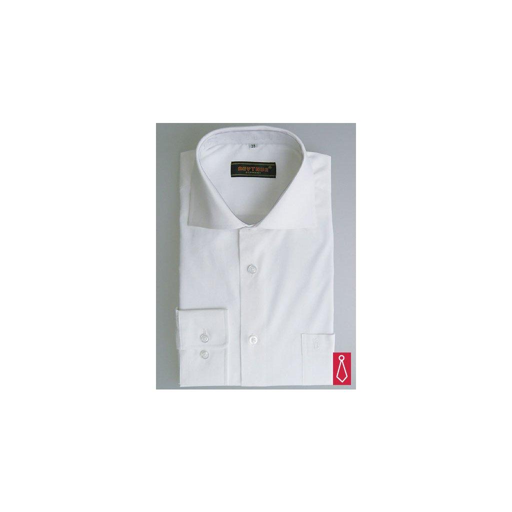Bílá svatební košile Beytnur - klasika