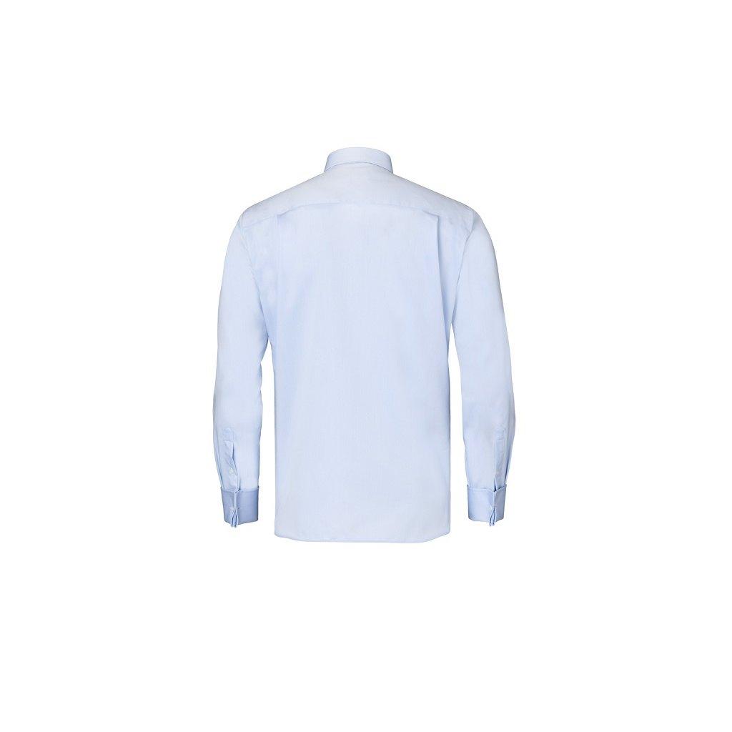 ... SF700 · Ledově modrá košile Vincenzo Boretti na manžetové knoflíčky 7cf5566a5e