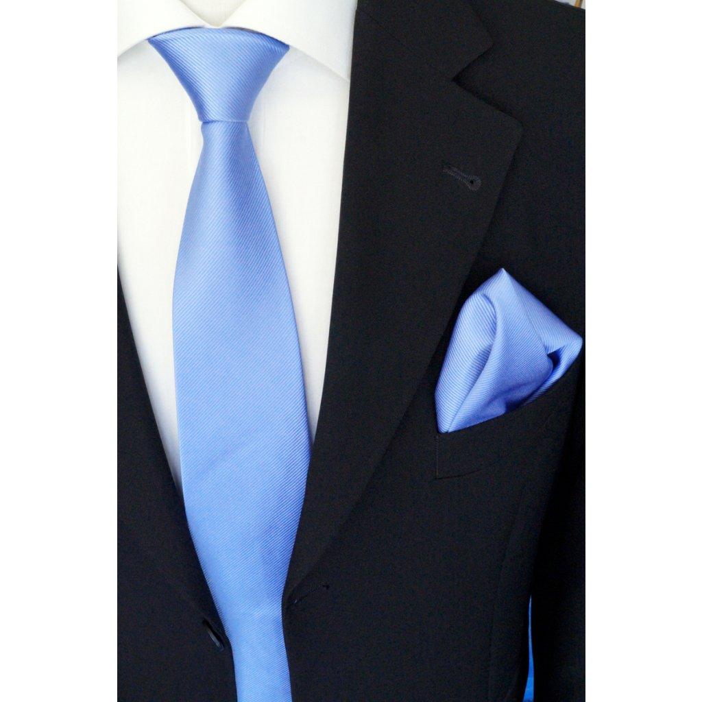 jenmá kravata modrá