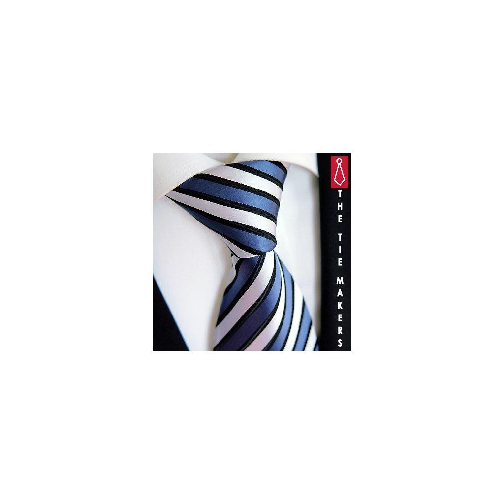 Manažerská hedvábná kravata Beytnur 31-3