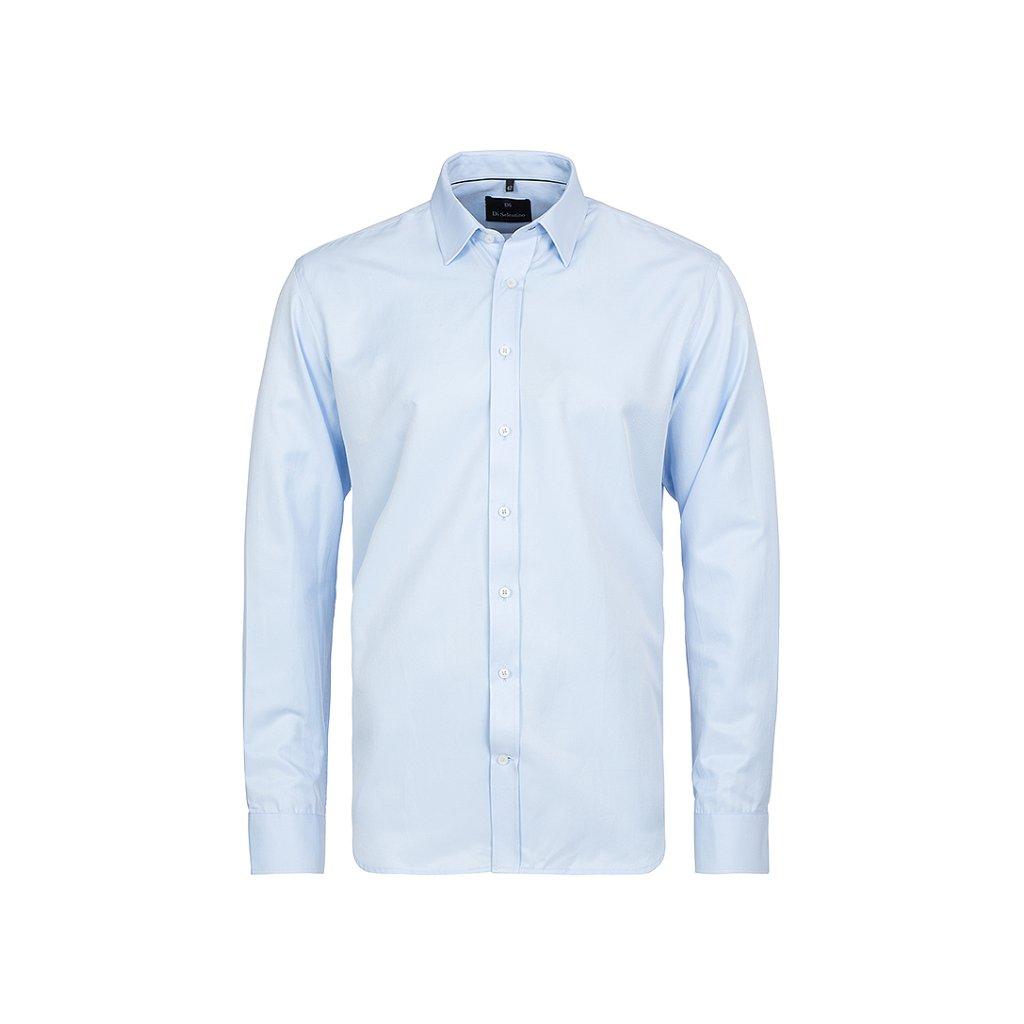 07fe256b8f5 Světle modrá pánská košile Di Selentino Salzburg. Neohodnoceno. salsk