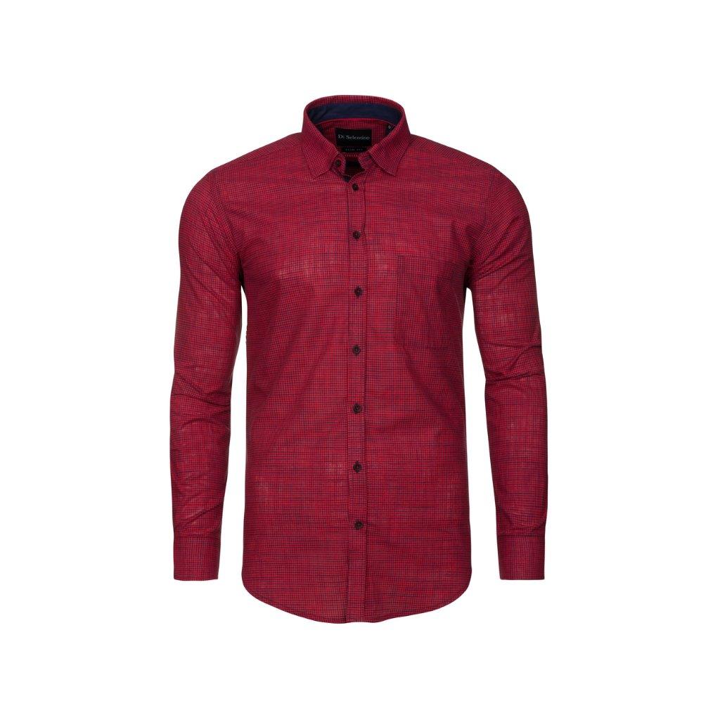 4bb08bbd31e Pánská košile červená Di Selentino SLIM TEXAS. Neohodnoceno.  2874adbb60c270acdc8b0ad65426cd51 kopie