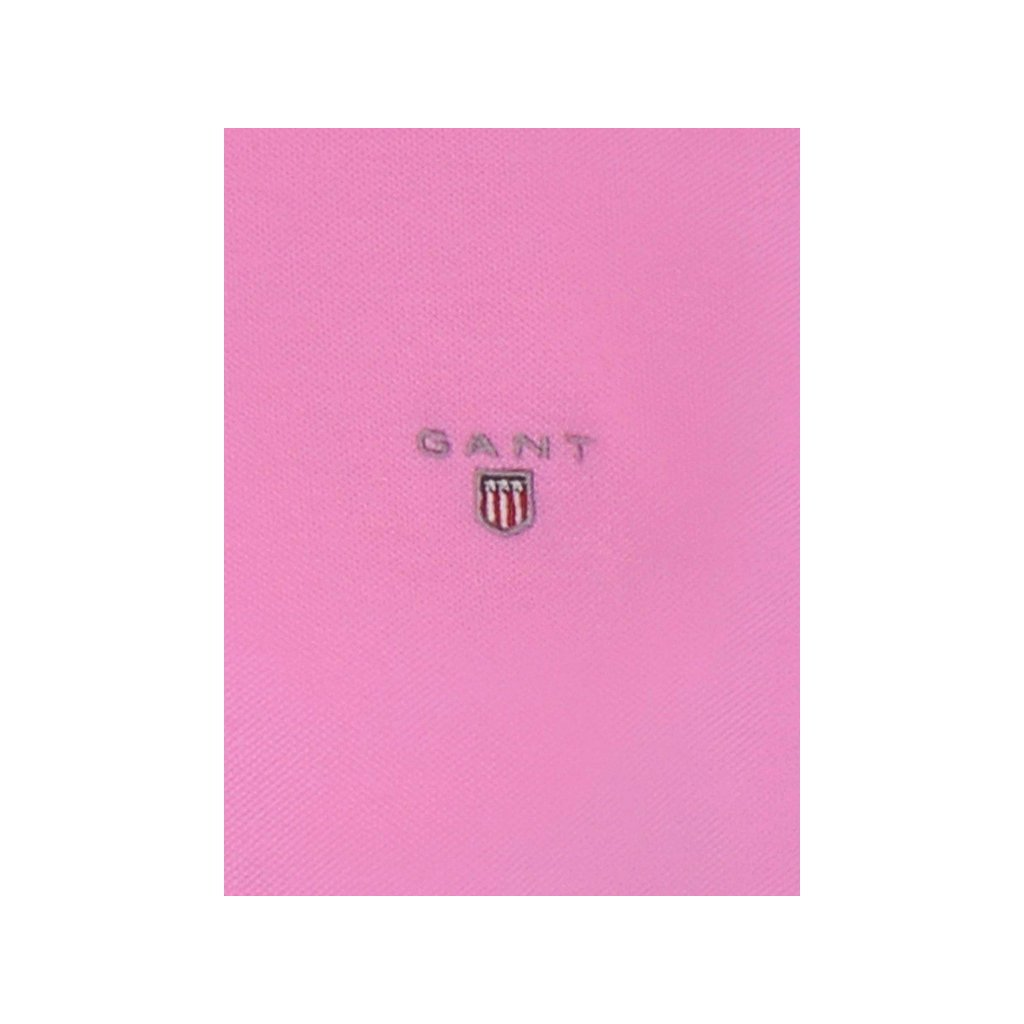 GANT pánská polokošile růžová - Luxusní móda 7d358a7c26