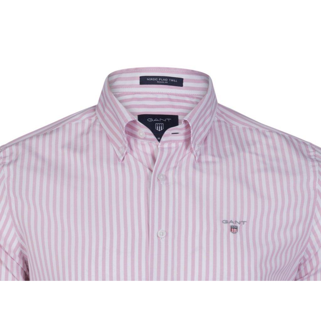 GANT pánská košile růžovo-bílá · GANT pánská košile růžovo-bílá ... f27d78b582