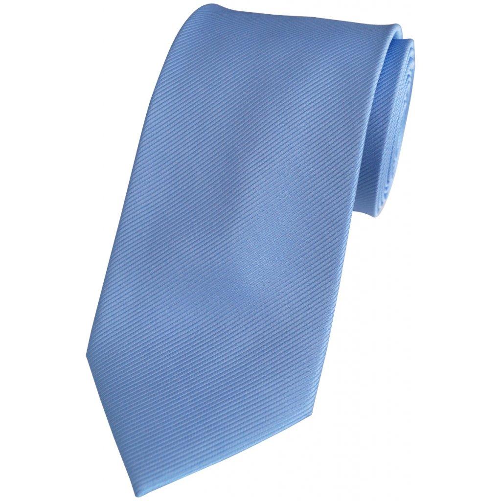 Svatební kravata světle modrá Beytnur 76-13