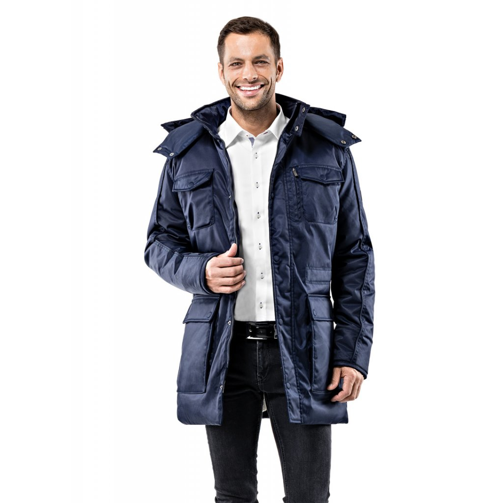 Zimní bundy - Luxusní móda 447df94083