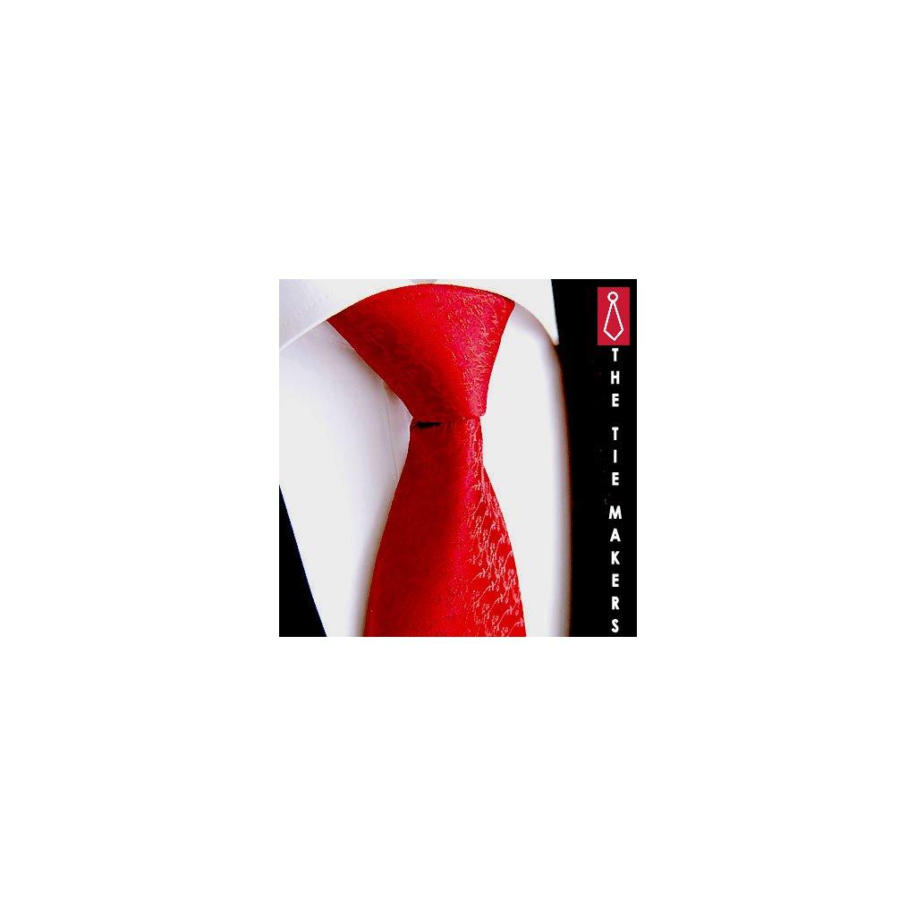 Beytnur 214-1 červená společenská kravata