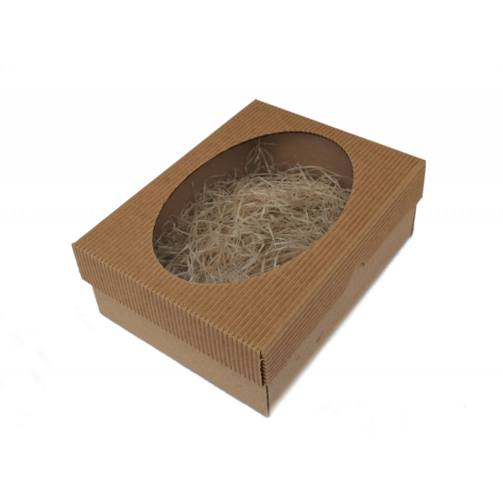 dárková krabička s průhledem1600