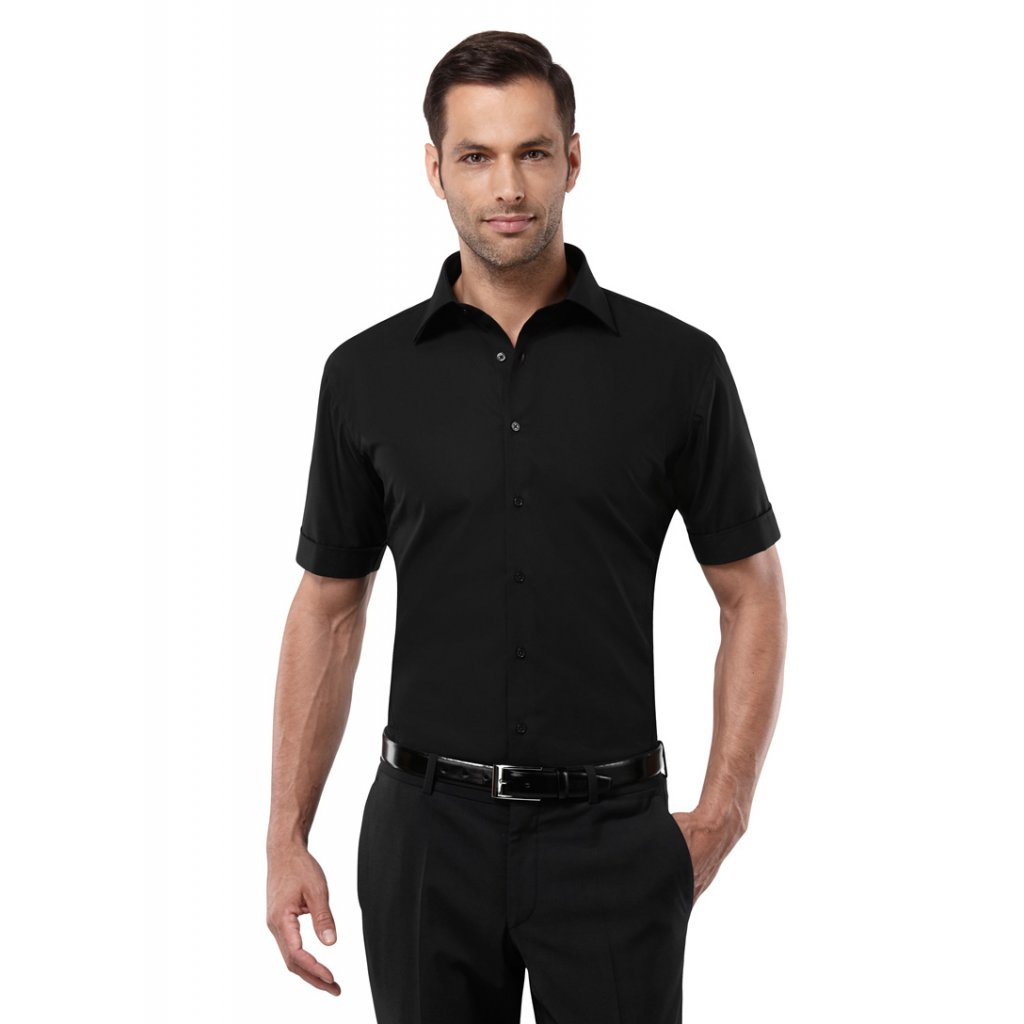 Vincenzo Boretti košile s krátkým rukávem 774
