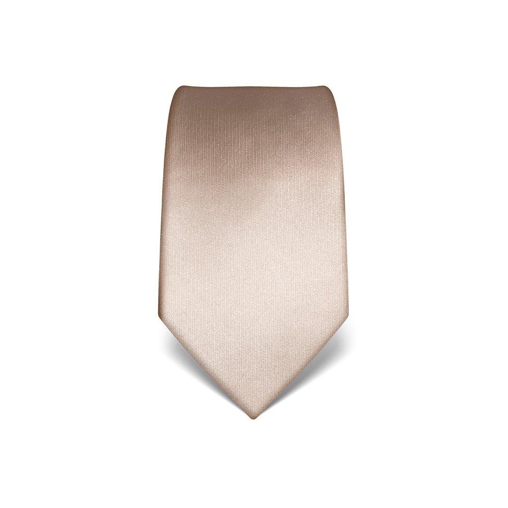 Luxusní zlatá kravata Vincenzo Boretti 21978