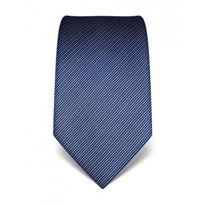Manažerská kravata Vincenzo Boretti 21984 - modrá