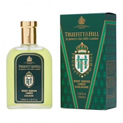 West Indian Limes Cologne 100ml, Truefitt & Hill