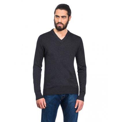 Pánský svetr Vincenzo Boretti - antracit
