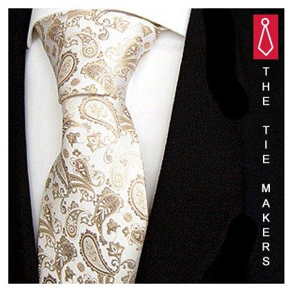 Exkluzivní svatební kravata Beytnur 45-3