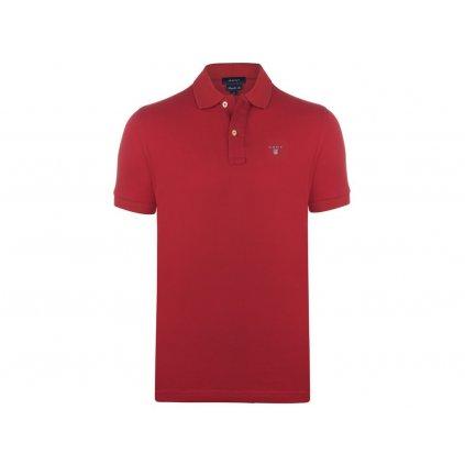 GANT pánská polokošile červená