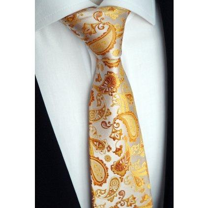 Exkluzivní svatební kravata Beytnur 45-8