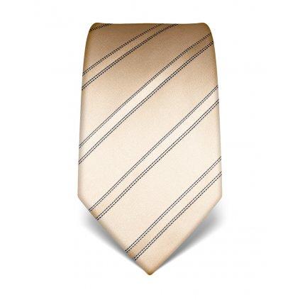 10021999 jemně zlatá kravata