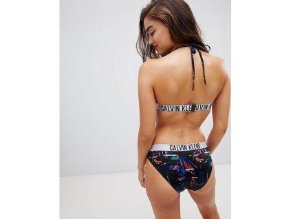 calvin klein Multi Classic Glitch Bikini Bottom (1)