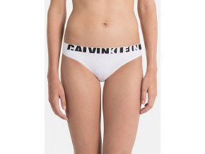 Calvin Klein - kalhotky Seamless Logo White