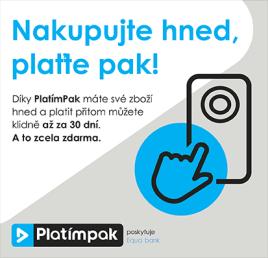 PlatímPak – platba až za 30 dnů