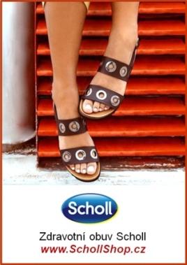 Zdravotní obuv Sholl