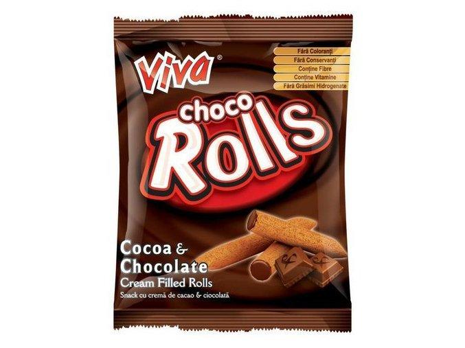 Viva Choco Rolls 100g