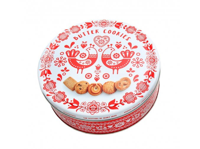 Butter Cookies Denmark Design tin 454g Image 1 Zoom image