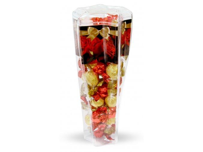 Vaza 500g Laica růže M