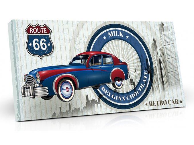 Viz Cok RETRO CAR Modra ML K21 157 1bodovka 287x130x19 M