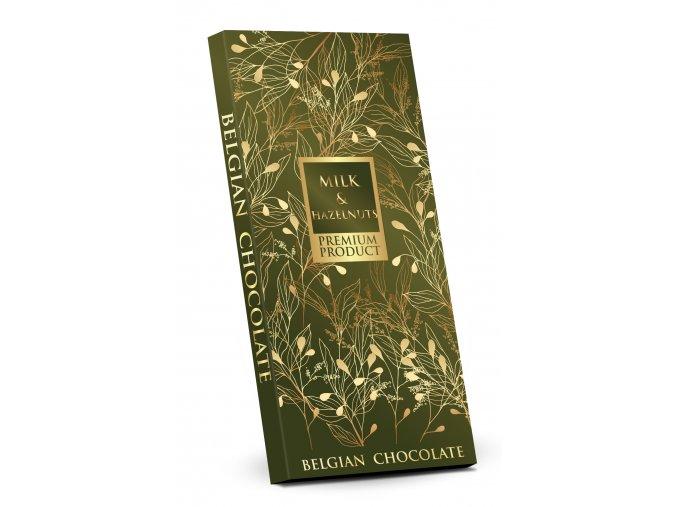 čokolada 400g milk hazel tr