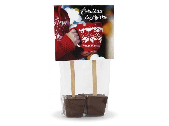 Cokolada do hrnicku lizatka M
