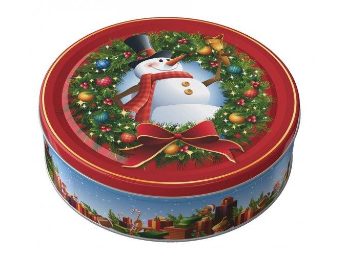 máslové sušenky 454 g Sněhulák