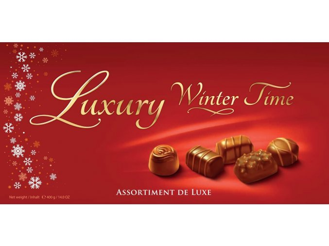 774 400g Luxury Winter Time Assorted