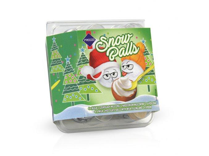 Snow balls snehove koule rukave 108g M
