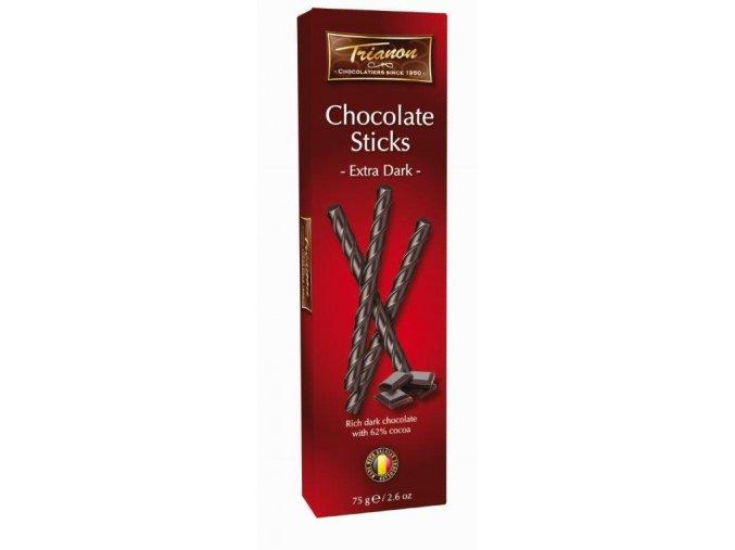 Trianon čokoládové tyčinky z hořké čokolády 75g