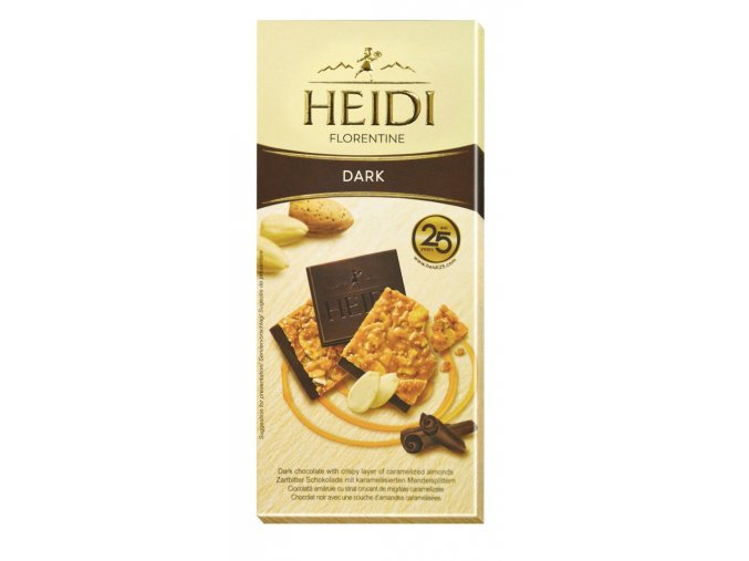 HEIDI - dark & florentine