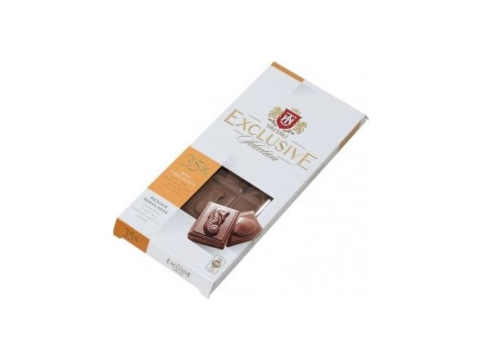 Taitau Mléčná čokoláda 35% Exclusive Selection 100 g