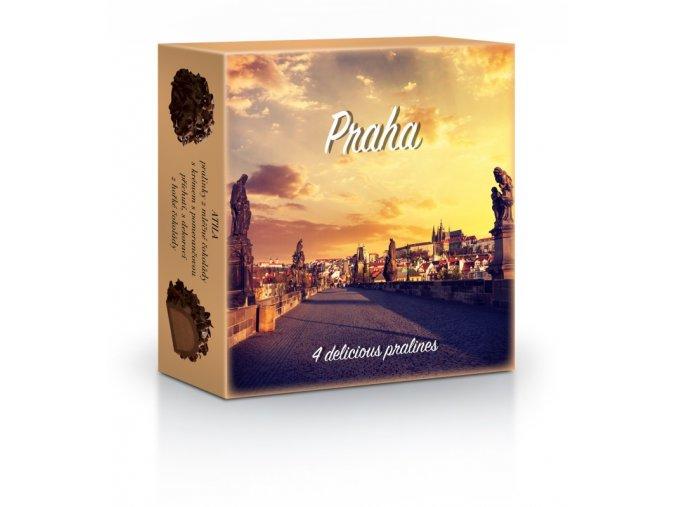 Praha - Plněné belgické pralinky Curlettes 50g