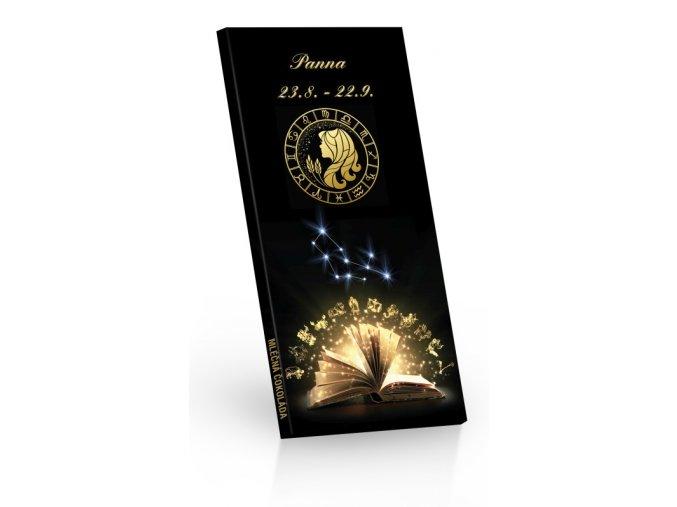 Čokoláda mlečná Zvěrokruh PANNA 100g